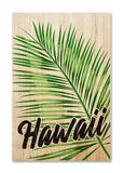 Palm Leaf Hawaii