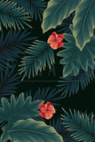 Tropical Vintage Leaves