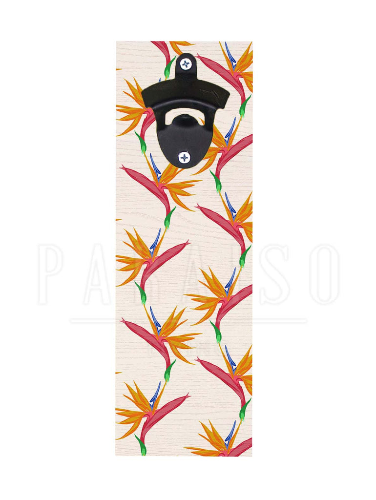 Birds of Paradise Pattern