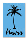 Palm Hawaii Blue