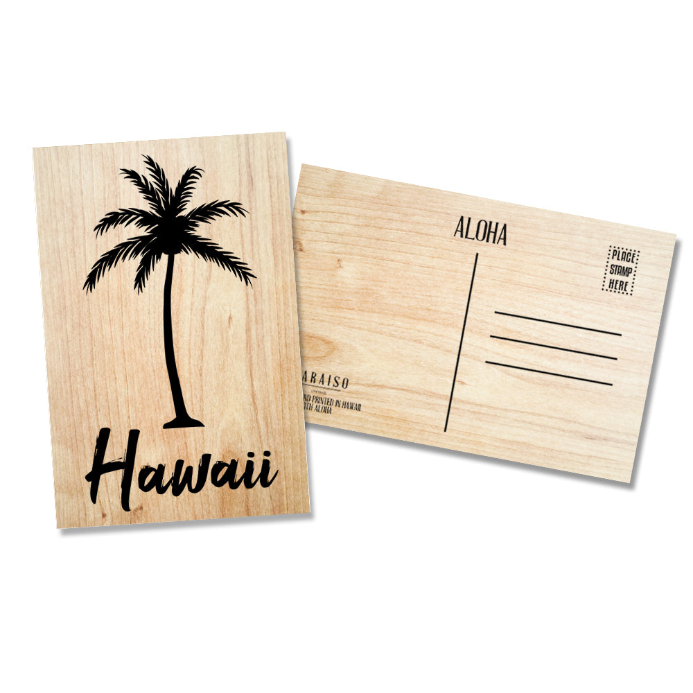 Palm Hawaii Natural