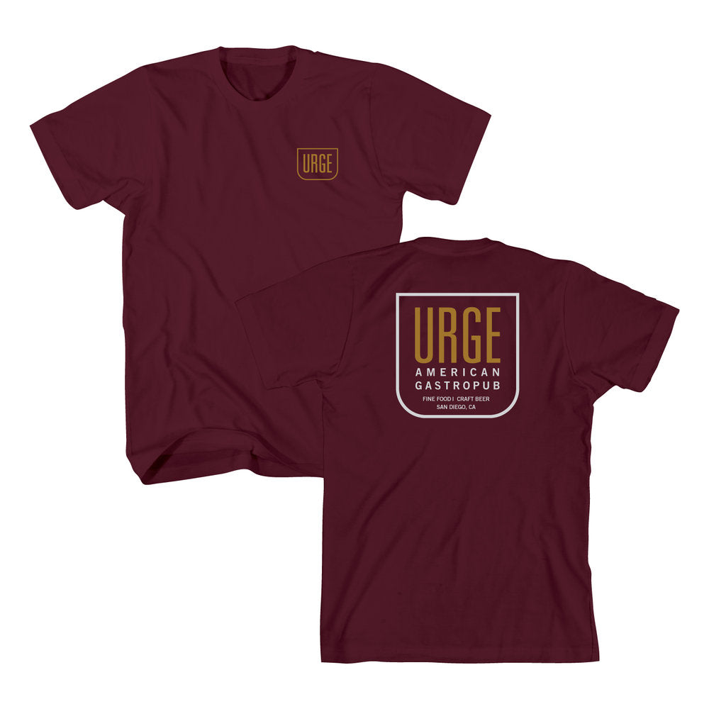 Urge Badge T-Shirt