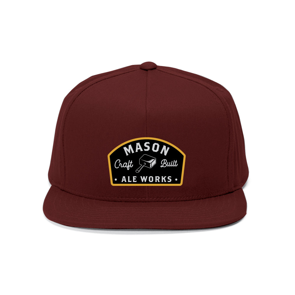 Forged Hat - Maroon