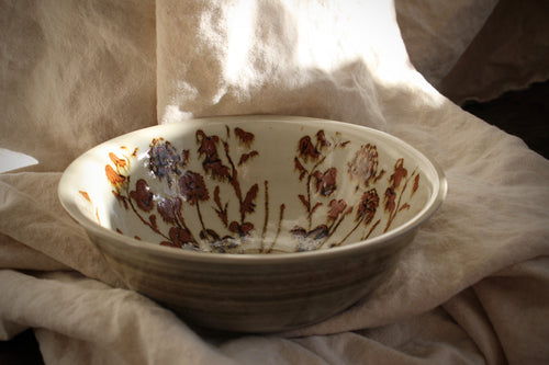 Carl Harry Stålhane ceramic bowl 1970s Sweden