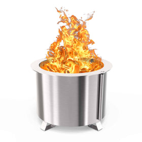 Double Flame 19 Smokeless Fire Pit