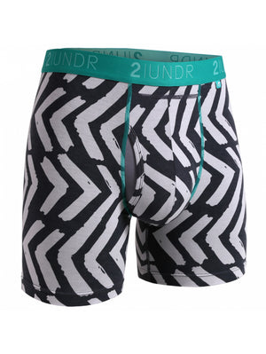 2UNDR Swing Shift Boxer: Tiki