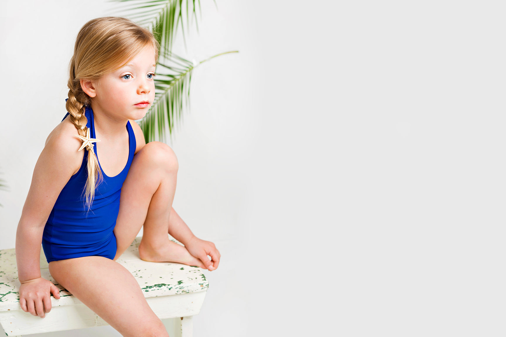 Sustainable and Ethically produced Swimwear for Girls