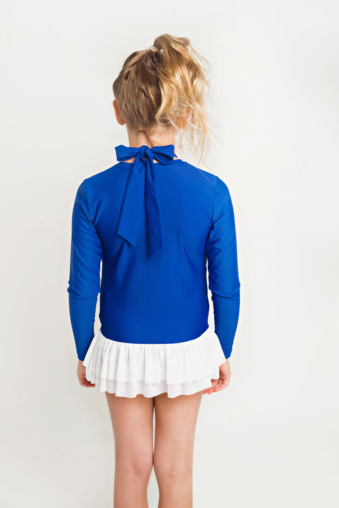 Lexi Rash Vest - Royal Blue