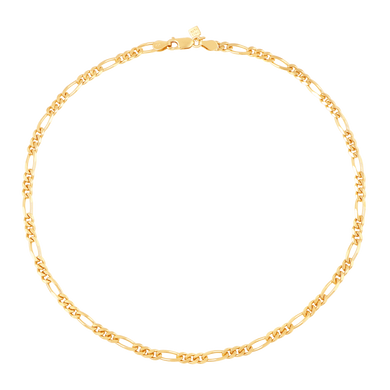 GOLD FIGARO CHAIN