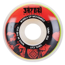 Load image into Gallery viewer, VINYL CUT 51MM WHEELS - RED