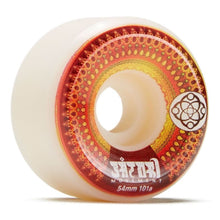 Load image into Gallery viewer, MANDALA 54MM FUNNEL CUT WHEELS - RED