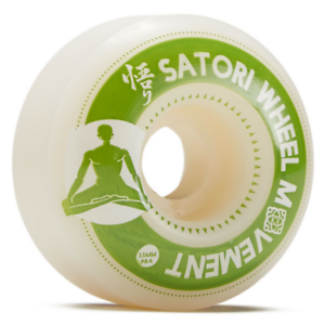 MEDITATION 55MM WHEELS - GREEN