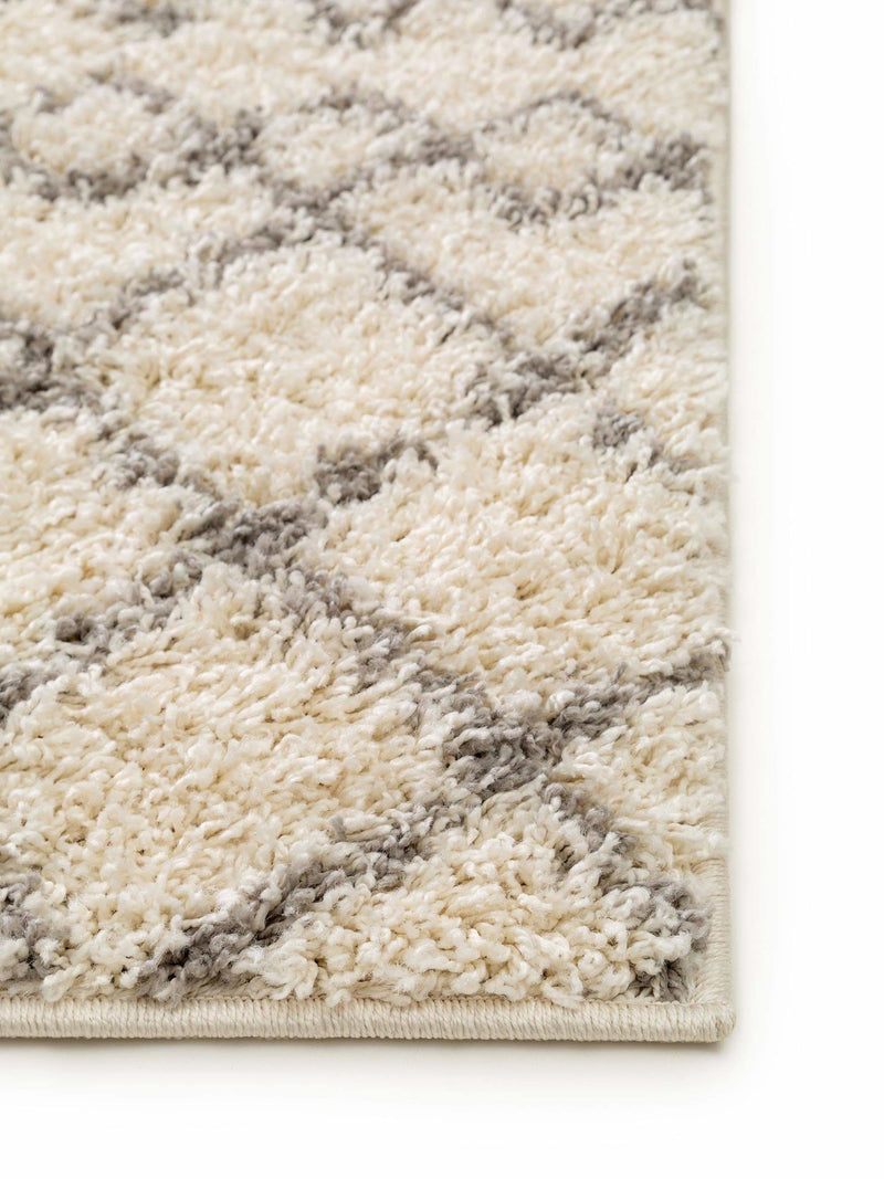 Hochflorteppich Soho Cream - benuta TRENDS - RugDreams®