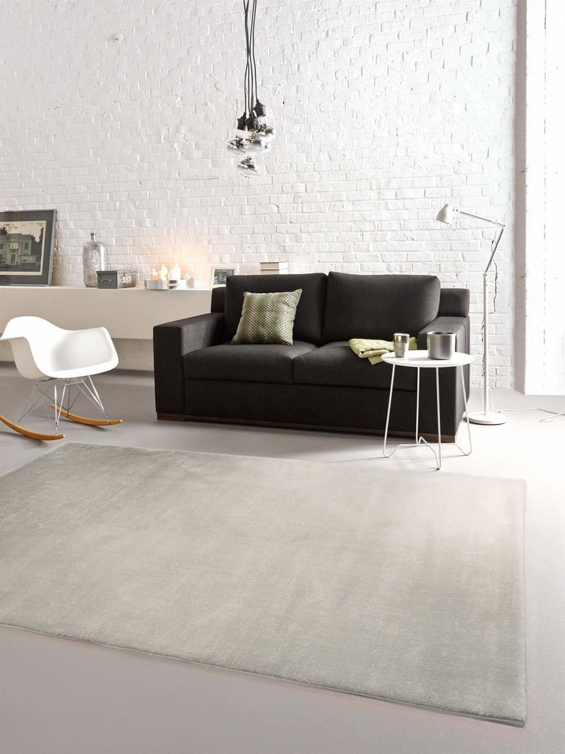Teppich Cosiness Taupe - benuta ESSENTIALS - RugDreams®