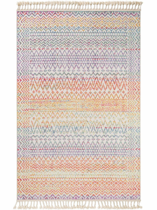 Teppich Laila Multicolor - benuta TRENDS - RugDreams®