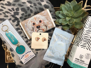 Crazy Dog Lady Hamper