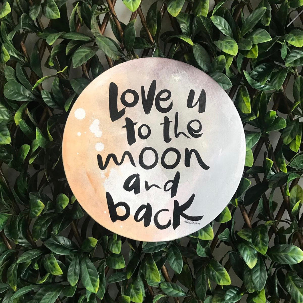 Love U To The Moon (SMALL)
