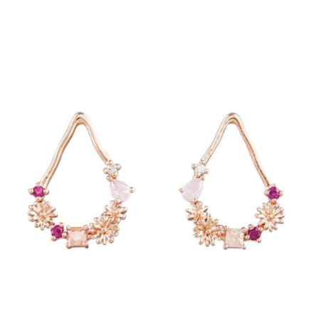 Hanging Garden Earrings