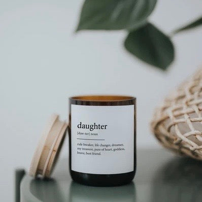 Daughter – Small Commonfolk Collective Candle