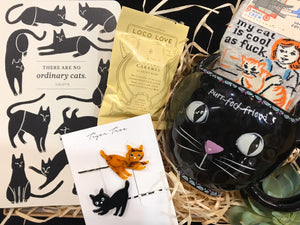 Crazy Cat Lady Hamper