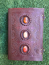 Load image into Gallery viewer, 3 Stone Leather Journal