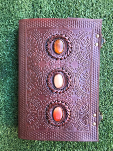 3 Stone Leather Journal
