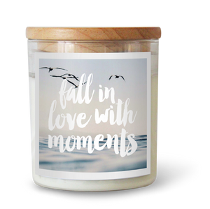 Fall In Love With Moments – Large Commonfolk Collective Candle