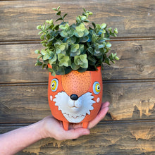 Load image into Gallery viewer, Fox Face Vase