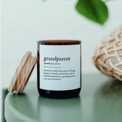 Grandparent – Small Commonfolk Collective Candle