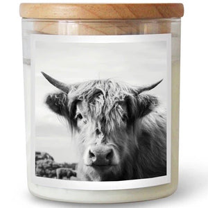 Highland Cow – Large Commonfolk Collective Candle