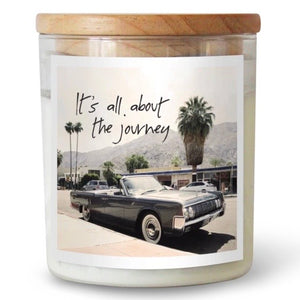 Its All About the Journey – Large Commonfolk Collective Candle