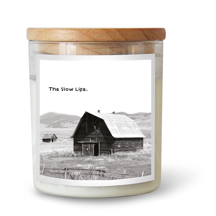 The Slow Life – Large Commonfolk Collective Candle