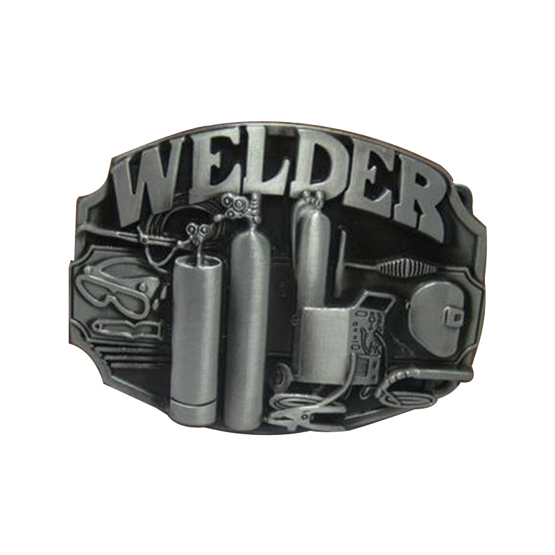 Welder Belt Buckle - Firefly Products