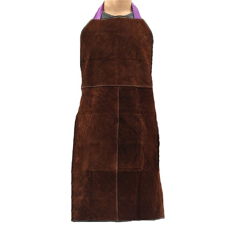 Cow Leather Welding Apron - Firefly Products