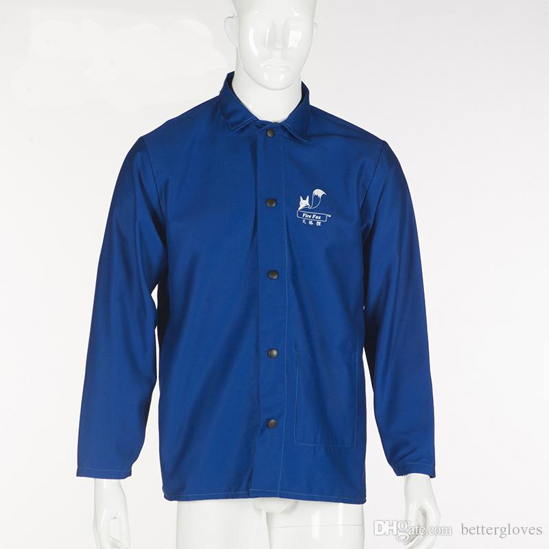 Blue Shop Jacket - Firefly Products