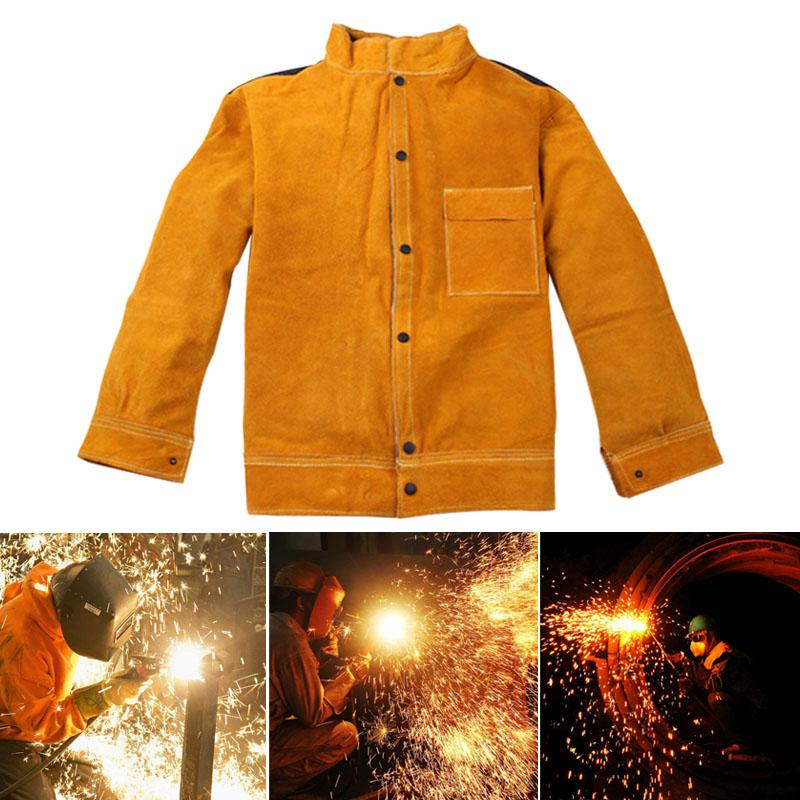 Welding Jacket - Firefly Products