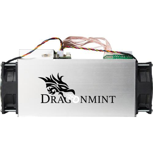 DragonMint T1 Bitcoin ASIC Miner in India