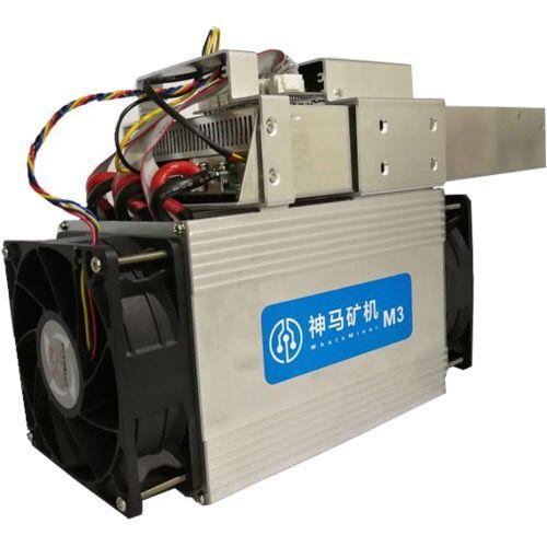 WhatsMiner M3v2 Bitcoin ASIC Miner in India