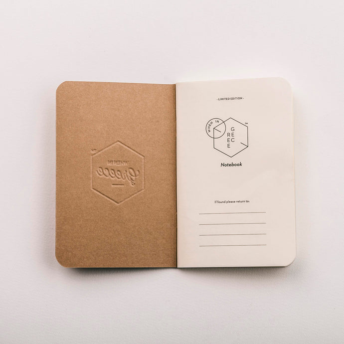 Refill Notebook- Passport Size
