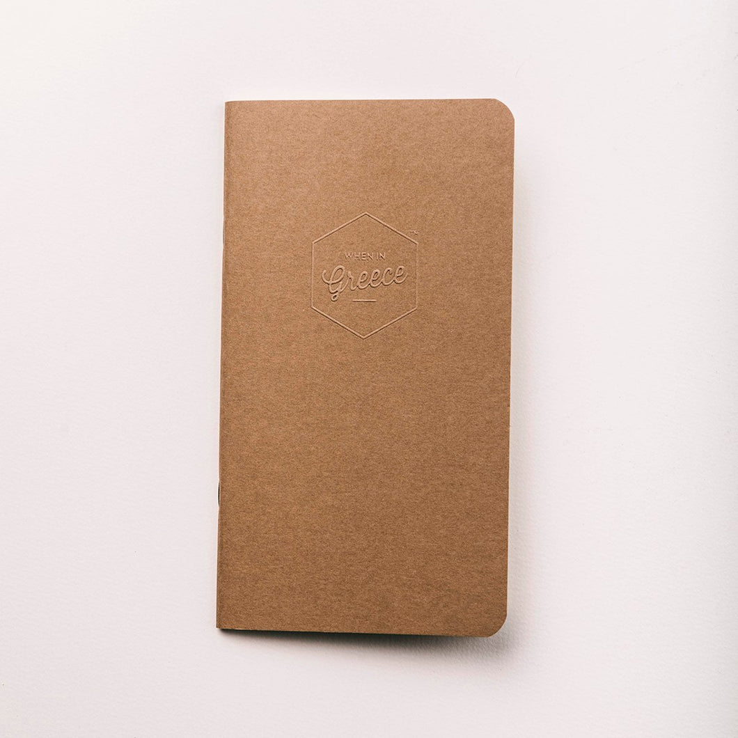 Refill Notebook - Large Size
