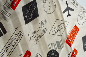 True Traveller Tote