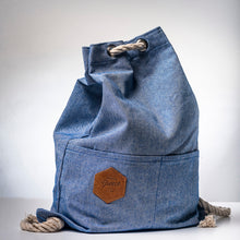 Load image into Gallery viewer, Everyday BackPack - Denim