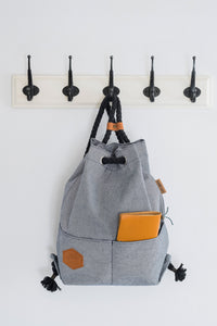 Everyday BackPack - Grey