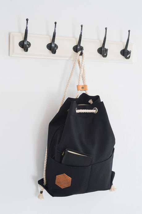 Everyday BackPack - Black
