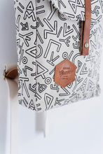 Load image into Gallery viewer, Compact Backpack - Doodle