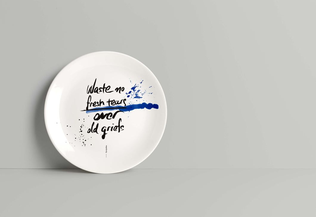 Plate Waste 19cm