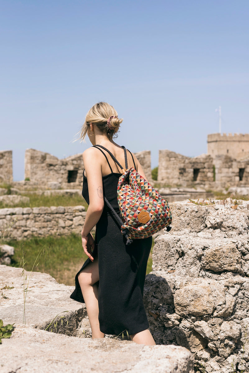 Everyday Backpack - Boho