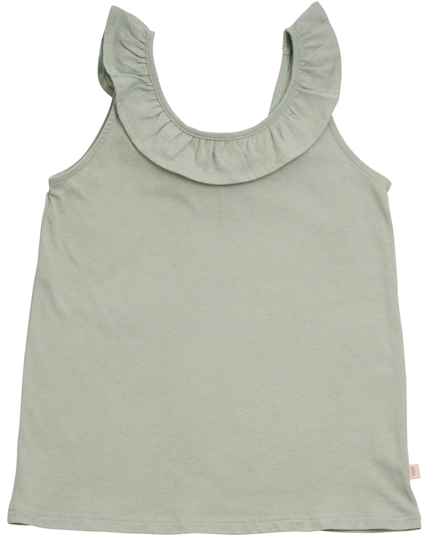 Organic cotton top Lys