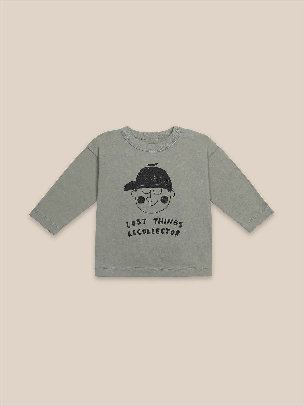 [50%OFF]Boy Long Sleeve T-Shirt