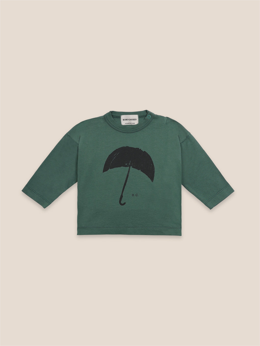 Umbrella long sleeve T-shirt
